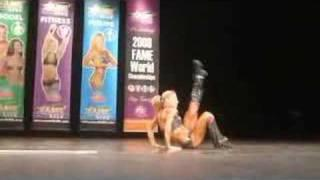 FAME West - Fitness Routine - Amateur