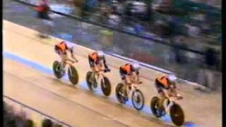 2005 UCI Track Cycling World Championships - Men's Team Pursuit