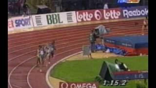 Svetlana Masterkova 1000m World Record