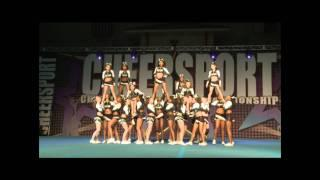 Cheer Dynamics:Senior Level 4 (Cheer Sport Grand Championship-1st Place)