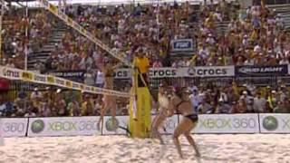 2007 AVP Tampa Women's final