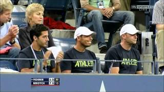Best 2012 Tennis Points - Part 2 [HD]