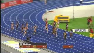 World Championship Berlin 2009, Highlights, Day 8