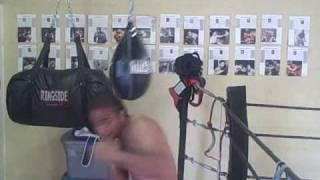 Boxing Defense Secrets Workout Head Movement Tips Drill.