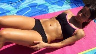 Sexy Bikini ABS Workout!! How to get Bikini Ready!