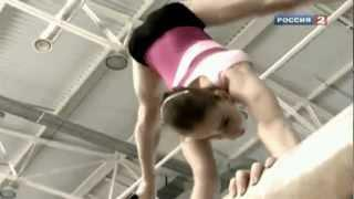 Russian Gymnastics Olympic Training ~ ALL THAT I'M LIVING FOR