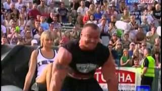 Strongest Men Super Series - Cup of Poland 2006 Part 4