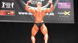 Josh Maley (ENG), NABBA Worlds 2014