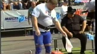 Strongman Super Series 2004 Moscow Grand Prix