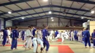 Kendal Winter Judo Camp 2011