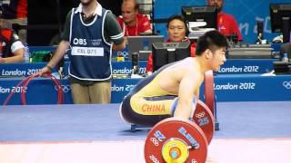 Yong Lu( China). London 2012Olympics