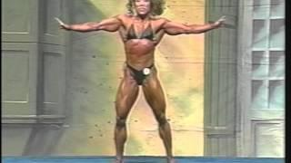 Brenda Raganot 1995 NPC Nationals