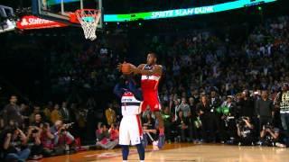 John Wall Reigns as the 2014 Sprite Slam Dunker of the Night