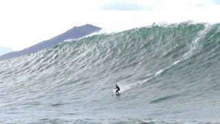 Belharra - Big Wave France Surfing - 22nd December 2013