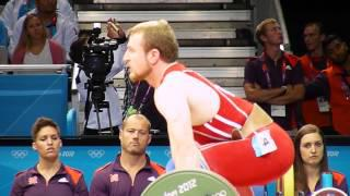 Bunyami Sezer ( Turkey). London 2012 Olympics
