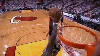 Top 5 Plays of the Night: Spurs at Heat Finals Game 2!