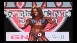 Sheila Bleck Ms Olympia Stage 2010 4th Place