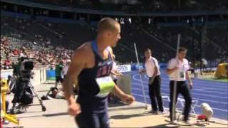 World Championship Berlin 2009, Highlights, Day 5
