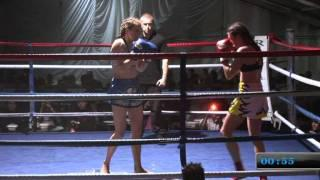 WBC Female Title - Jo Calderwood Vs Sally McCarthy