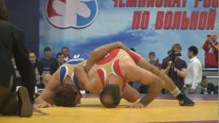 2012 Russia Freestyle Wrestling Championship 74kg
