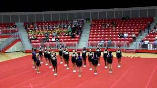 Awesome Cheerleading HS Routine