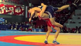 Fila Greco-Roman&Freestyle Wrestling Highlights